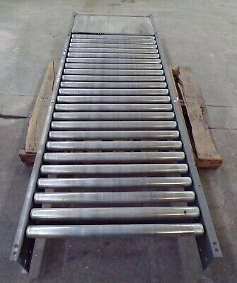 Intelligrated Conveyor Belt End Idler 41000400-1025913 28 Between Frame