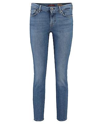 "7 for all mankind Damen Jeans ""Roxanne Crop"" Slim Fit"