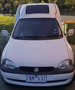 2002 Holden Other Van/Minivan Baranduda Wodonga Area Preview