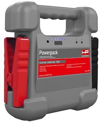 Jumpstarter 1000A  12 / 24 Volt Starthilfegerät Booster Powerbank Li-Polymer