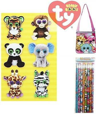 Buy 1 Get 1 50% Off! (Add at Least 2 to Cart) Ty Beanie Boos Toys & Party Favors - Party Ty