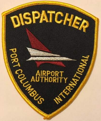 Port Columbus Dispatcher Ohio Airport Police Communications Radio Patch