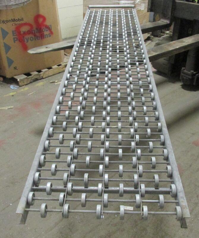 "LogiTech Rollers Conveyor Roller Rack  120"" Length         70980NADC"