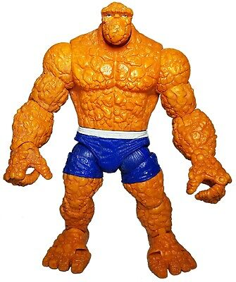 "Marvel Legends The Thing 6"" inch Figure LOOSE Hasbro Ronan Series Fantastic Four"