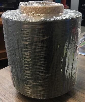 100 ft Toray T-300 Carbon Fiber tow Yarn Filaments 3000 100% Carbon Fiber
