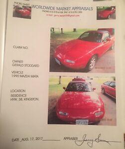 1990 Mazda MX-5 Miata Convertible