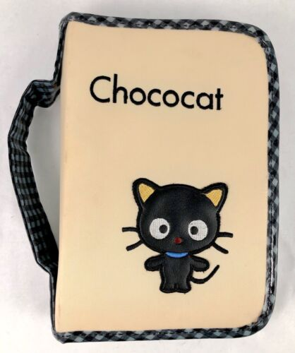 Rare Collectible 1999 Sanrio Chococat Personal 6-Ring Day Planner Organizer