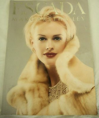 ESCADA Vintage 1998 Fashion Full Catalog Look Book Autumn Winter 238 Pages