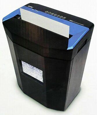 Royal 805mc Microcut Shredder Heavy Duty 8 Sheet Confetti Office Home Shredder