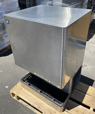Hoshizaki Dcm-500bah-os Nugget Style Ice Maker Water Dispenser Works Great