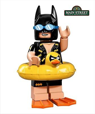 LEGO BATMAN MOVIE MINIFIGURES SERIES 71017 - Vacation Batman