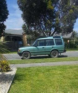 Land Rover Discovery Pakenham Cardinia Area Preview