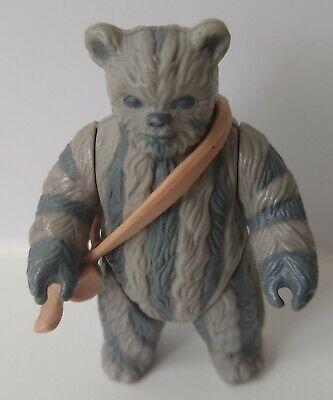 Vintage Star Wars Figure Ewok Teebo Origina 1984 LFL