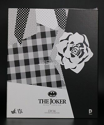Hot Mime (Hot Toys 1/6 Batman 1989 The Joker Mime Version Jack Nicholson DX14)