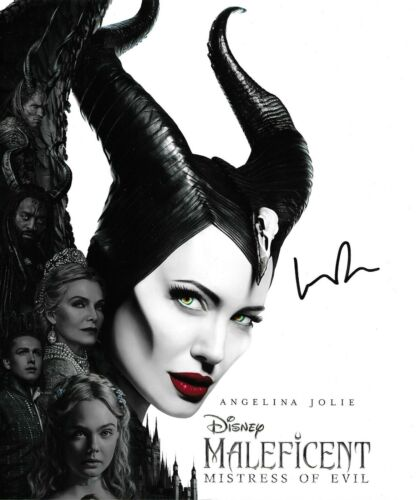 Harris Dickinson Signed Maleficent: Mistress Of Evil 10x8 Photo AFTAL