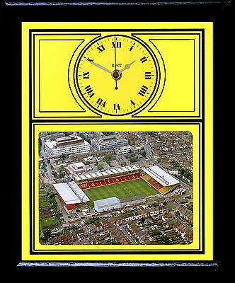 Football Clock Watford The Hornets Vicarage Road Photo