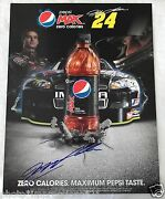 Jeff Gordon Pepsi