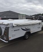 2012 Jayco Swan Warragul Baw Baw Area Preview