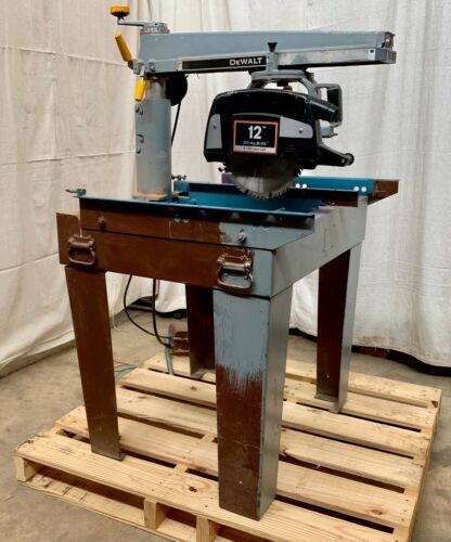 "DeWalt Radial Arm Saw 12"" Blade 2hp (101401)"