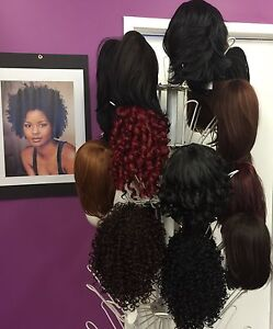 Wigs and Hair Extensions - Huge Selection locally in St John's