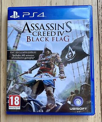 Boitier Assassin's Creed IV : Black Flag - PS4 for sale  Shipping to Nigeria