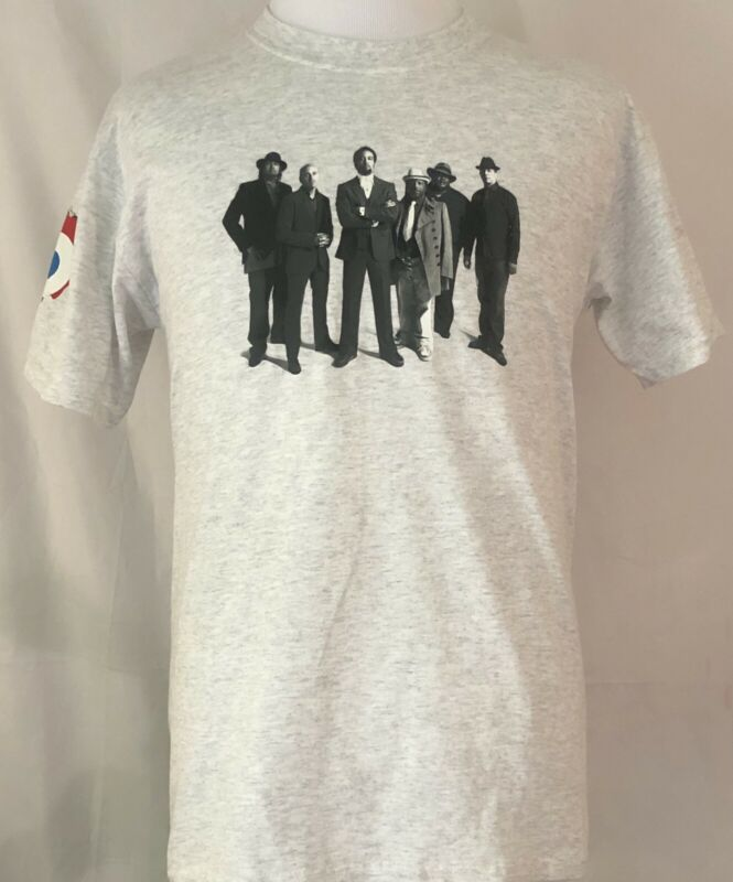 Ben Harper & The Innocent Criminals 2007 Lifeline Tour Shirt Size M