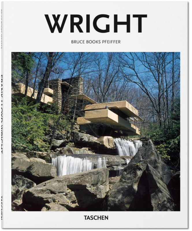 Bruce Brooks Pfeiffer - F. L. Wright