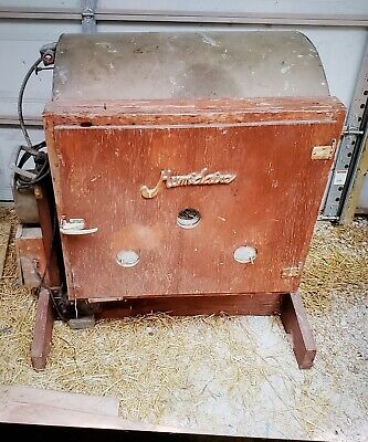 Vintage Humidaire Drumstyle Incubator
