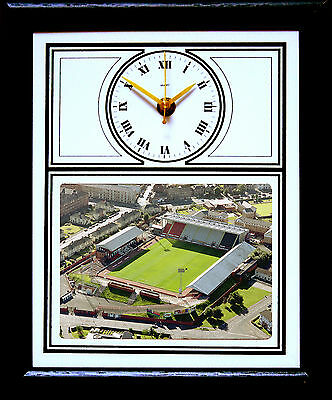 Football Clock St Mirren Saint Mirren Park Love Street