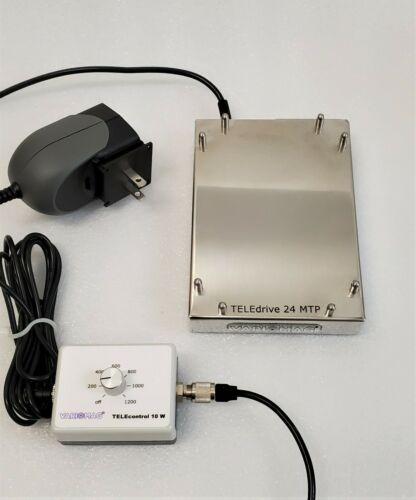 Variomag TELEdrive 24 MTP Microplate Stirring Drive W/ TELEcontrol 10W Control