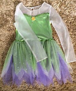 Disney Store Tinkerbell Costume 7/8