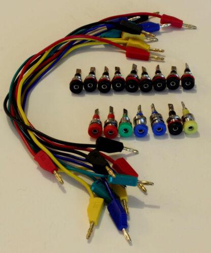 Matrix Audio Interconnect For Lampemetre