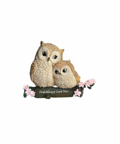 Owl Always Love You Kayomi Harai 2013 Limited Edition Owl Ceramic Figurine 1474P