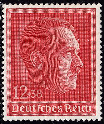 Deutsches Reich 664 ** 49. Geburtstag von Adolf Hitler, postfrisch