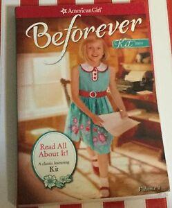 Kit Kittredge book American girl doll