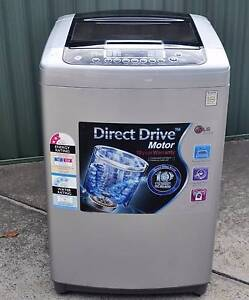 LG 9.5kg Inverter Topload washing machine, 2 years old,works well Cabramatta Fairfield Area Preview