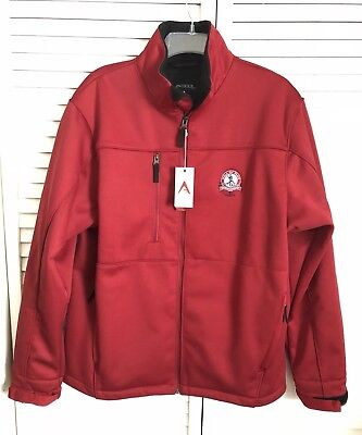 Hall Of Fame Stan Musial Beaver Creek Golf Championship ANTIGUA Coat Size M