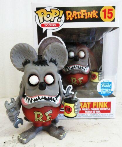 Funko Rat Fink Pop Exclusive #15 Figure