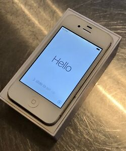 iPhone 4s 16GB White - déverrouillé (unlocked)