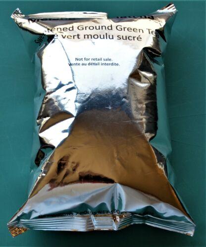 New Starbucks Matcha Blend Sweetened Green Tea Powder
