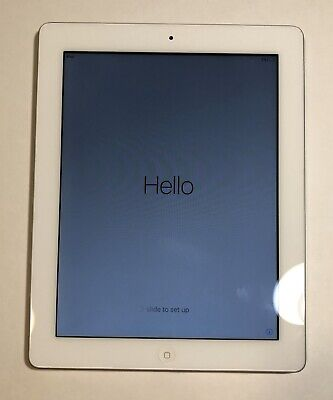 NICE Condition Apple iPad 2 16GB WiFi White 2nd Gen A1395 9.7 Tablet