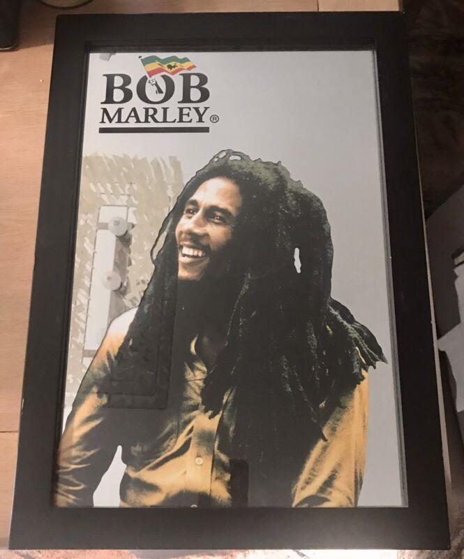 Bob Marley Framed Mirror