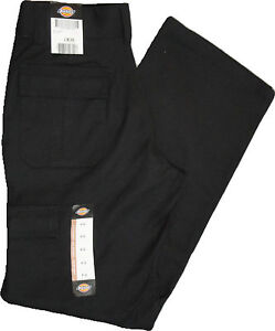 Dickies-FP117MD-EMS-EMT-Pants-Midnight-Blue-Womens-Size-4-to-24