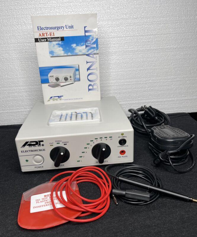 ART-E1 (ELECTRON) ELECTROSURGERY UNIT 110V SEE Video
