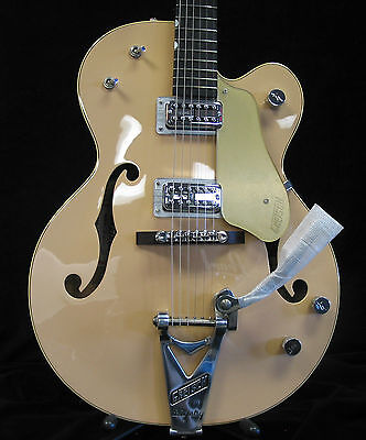 Gretsch G6118T-LTV 125th Anniversary Hollow Body Electric Guitar Bigsby w/OHSC on Rummage