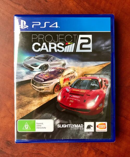 Ps4. Project Cars 2. AS NEW Condition $45 Or Swap | Playstation | Gumtree  Australia Darebin Area   Preston | 1173511904