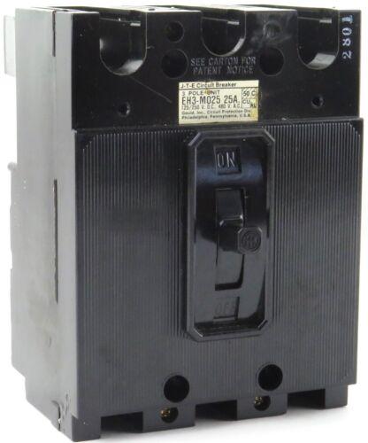 Siemens EH3M025 3P 25A 480V Bolt-On Molded Case Circuit Breaker 14kA@480V