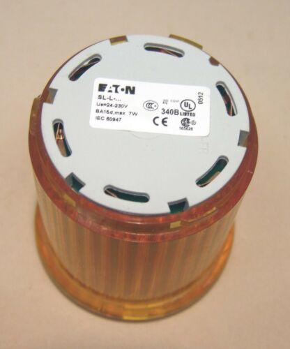 Moeller Eaton Dauerlicht SL-L-Y Gelb (205315)