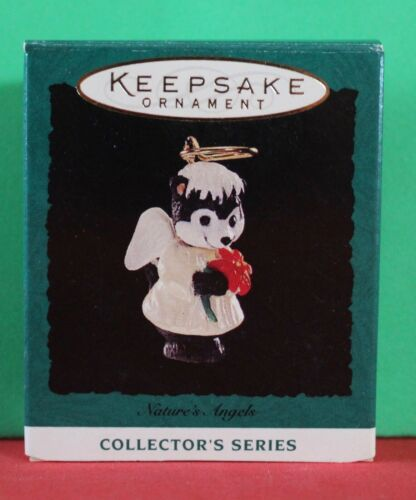 Hallmark Keepsake Miniature Ornament 1994 Nature