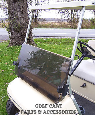 Club Car DS Tinted Windshield '82-'00.5 *New In Box* Golf Cart Folding Acrylic